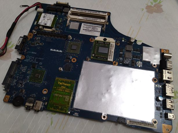 Toshiba Satellite A350D Motherboard