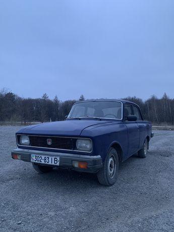 Москвич 2140 SL eksport