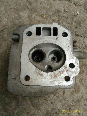 Головка. Клапан. Двигатель 168.