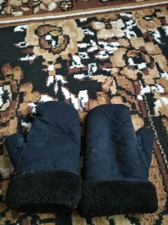 Перчатки, варежки Мужские