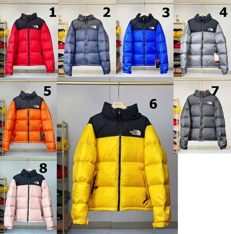 Nowa kurtka The North Face kolory i rozmiary Wysyłka 2 dni