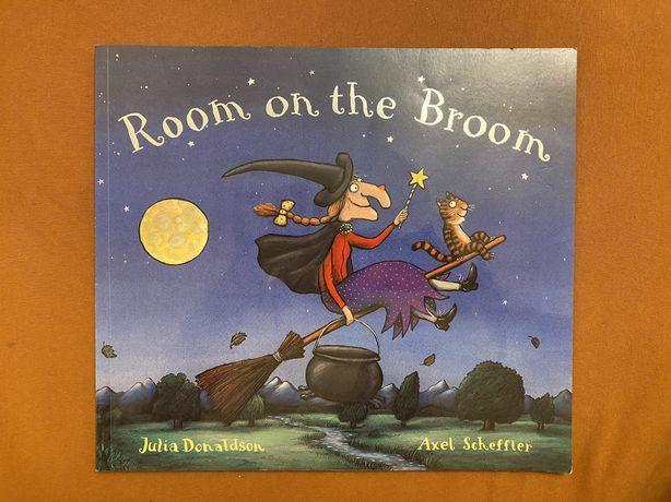 Julia Donaldson, Alex Scheffler, Room on the broom