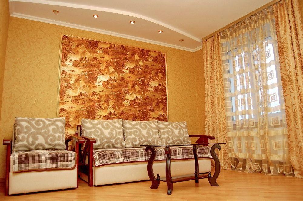 2-ком. квартира-центр, люкс, по ул. Кашинского 4, от хозяина-1