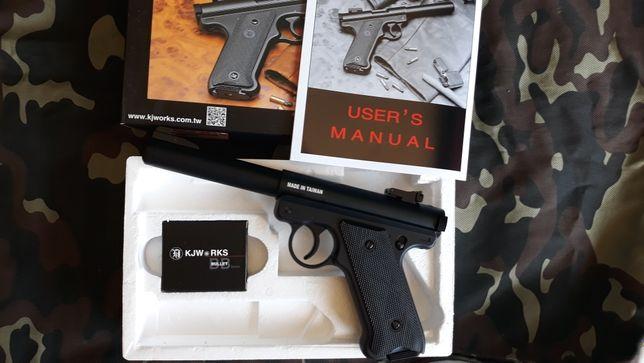 Pistola para airsoft Mk 1 (green gas) . Nova.