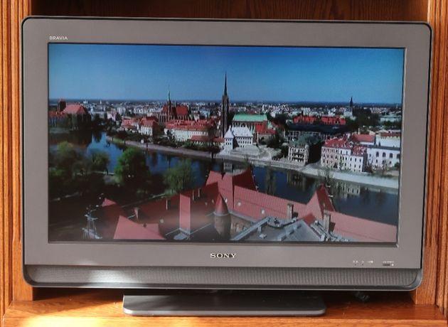 telewizor sony bravia kdl-32u4000 - 32 cale i dekoder stb hd n6 globe