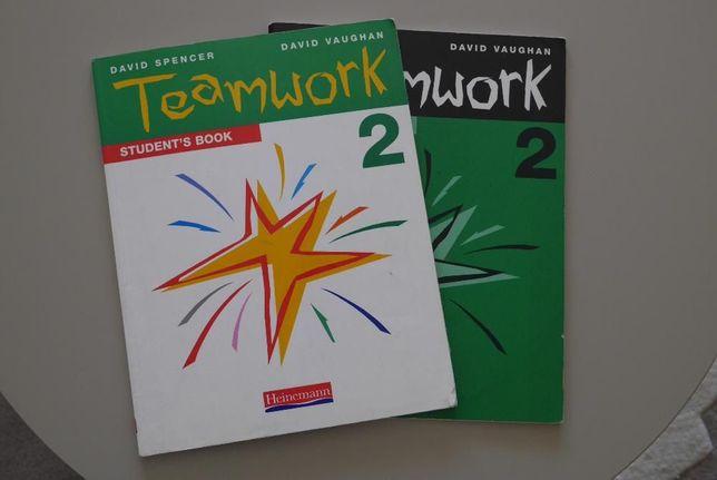 Teamwork 2 - Podręcznik i ćwiczenia do nauki języka angielskiego