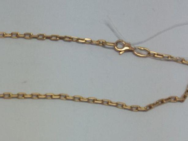 Цепь из красного золота с плетением Якорное (12656032) (12656032)