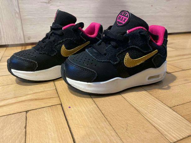 air max czarne różowe białe dla dziewczynki nike adidas 23 24 wiosna