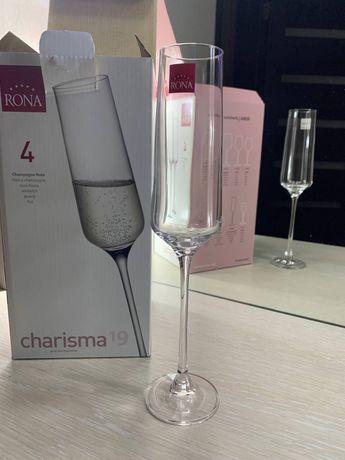 Бокалы для шампанского Rona
