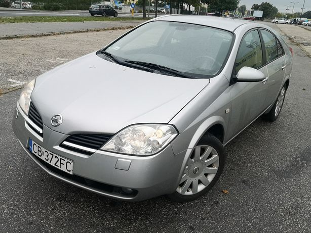 Nissan Primera 2.0 LPG 140KM 2002r