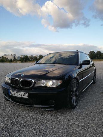 BMW E46 Coupe 330cd (250 koni) POLIFT