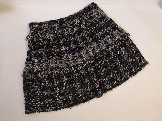 Стильная юбочка Zara woman, размер XS, mex 24.
