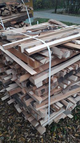 bukowe drewno opałowe