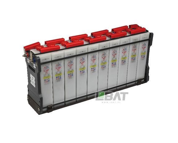 Bateria Zasadowa 100Ah 12V 10KL100 NiCd Akumulator Zasadowy typ KPL