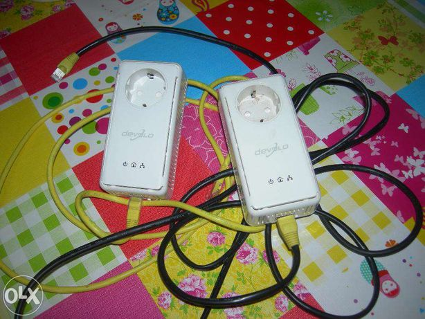cabos para wi-fi dlan 200 auplus