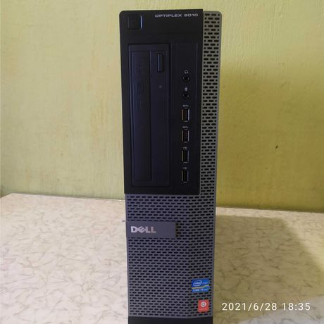 Компютер I5-3470 8 гиг оператива 120 гиг SSD