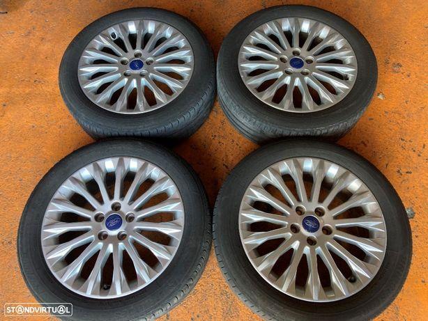 Jantes Ford Focus 215/50 R17