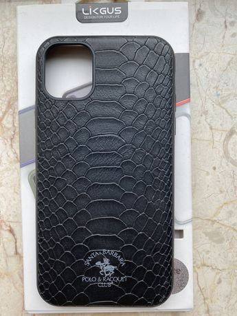 Чохол накладка Iphone 11 polo