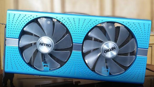 Видеокарта RX 590 Nitro+ Special Edition 8GB GDDR5 (256bit) (1560/8400