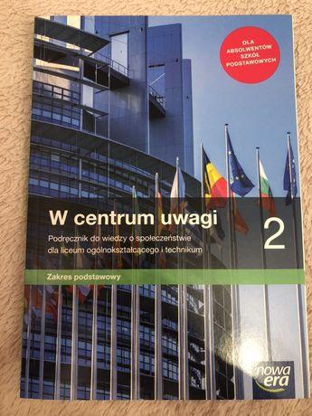 Podręcznik- W centrum uwagi 2