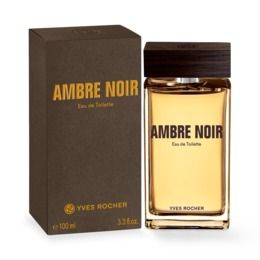 Yves Rocher Ambre Noir 100 ml nowe folia