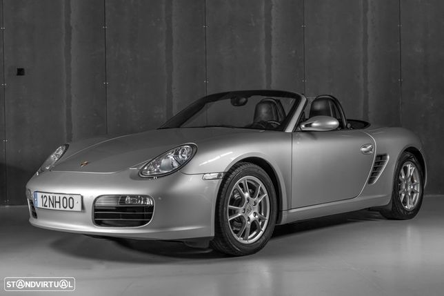 Porsche Boxster 2.7 Tiptronic