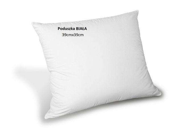 Biała poduszka dla dziecka - Jasiek NOWA (zamow ile potrzebujesz)