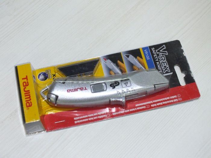 **Nowy nóż segmentowy Tajima V-REX -Lombard Stówka** Grudziądz - image 1