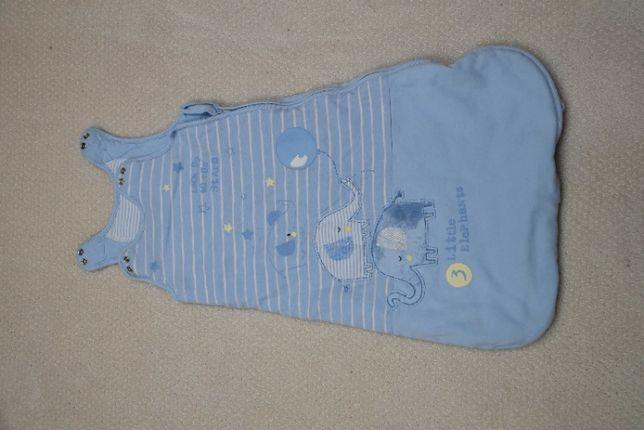 Śpiworek dla niemowlaka (rozmiar 68)