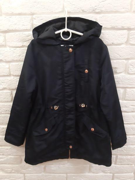 Куртка парка M&S. 10-12 лет.