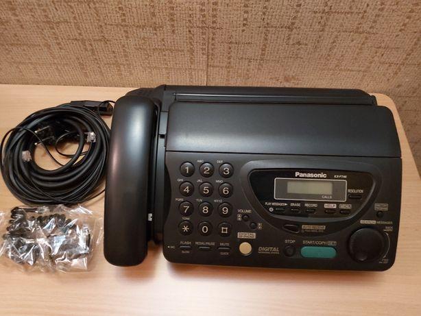 Факс с автоответчиком Panasonic KX-FT46