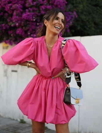 vestido KAOÂ cor de rosa - ainda com etiqueta