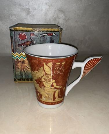 Чашка из Египта. Новая. Сувенир, подарок