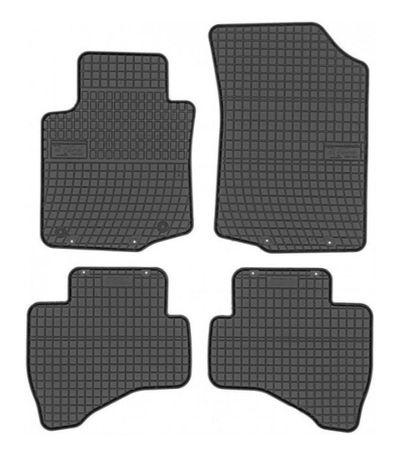 Коврики резиновые Peugeot 107, Citroen C1, Toyota Aygo