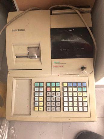 Máquina registadora SAMSUNG em bom estado