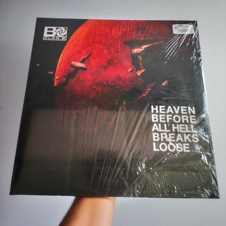 Plan B - Heaven Before All Hell Breaks Loose / Winyl nowy