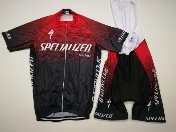 Equipamento de ciclismo Specialized