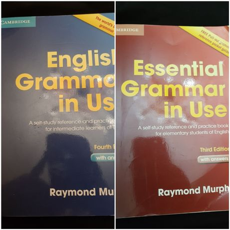 Книги по английскому языку English grammar in use