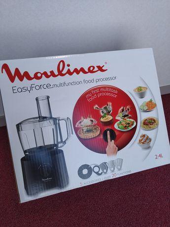 Robot multifunções EASYFORCE Moulinex 700w novo