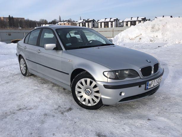 BMW 320d 110 kW Avtomat