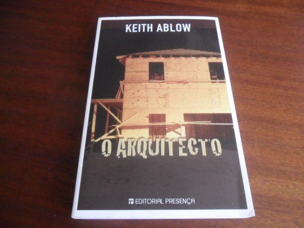 """""""O Arquitecto"""" de Keith Ablow"""
