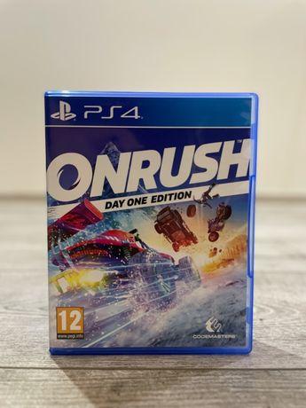 Onrush PS4 .