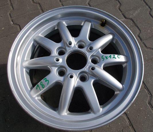 felga aluminiowa 7x15 5x120 ET47 BMW E46 (183)