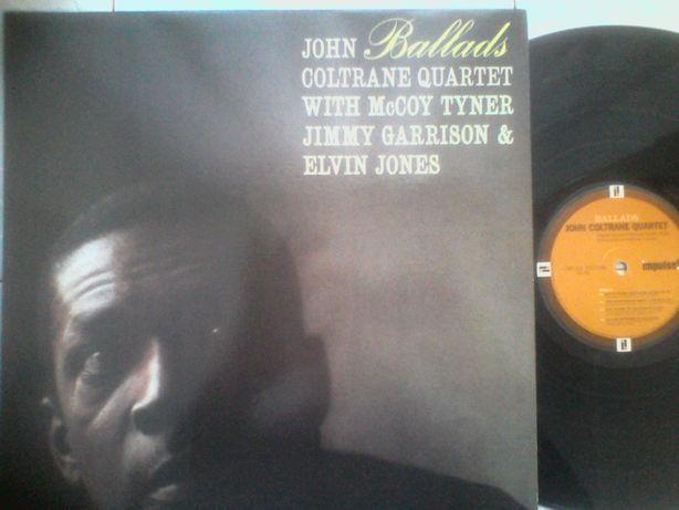 lp John Coltrane Quartet \ Ballads 1963 пластинка винил