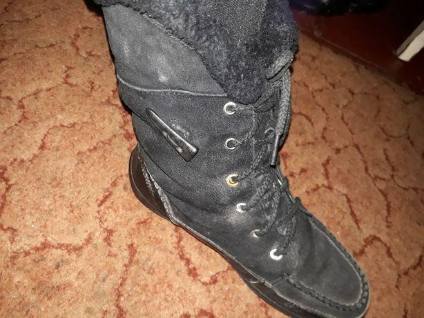 Ботинки зима 39р