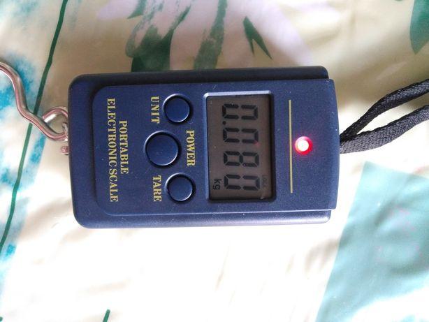 Кантер электронный от 10 гр. до 40 кг