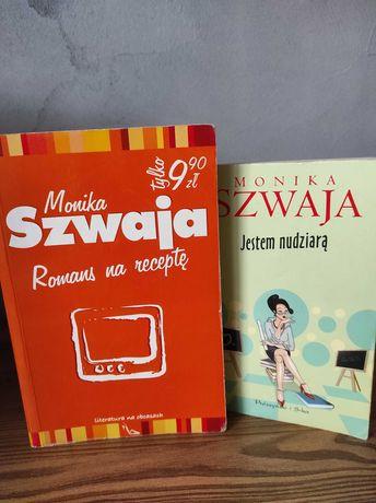 Monika Szwaja - 2 książki
