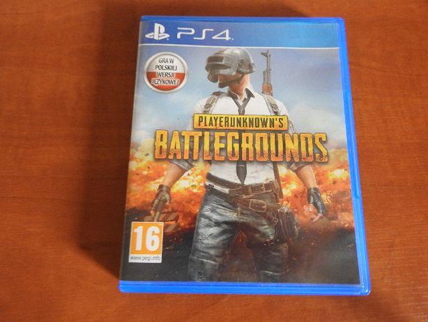 Playerunknown's Battlegrounds - PS4 - PUBG - PL