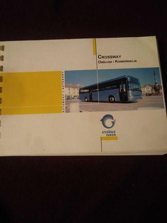 Instrukcja obslugi i konserwacji autobus crossway