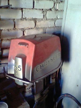 Продам лодочный мотор Chrysler . Мотор Крайслер .